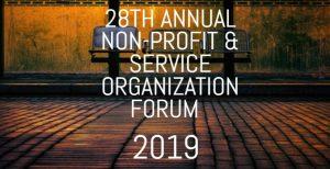 Non-Profit & Service Organization Forum 2019 @ KC Hall